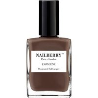Nailberry L'Oxygene Nail Lacquer Taupe La