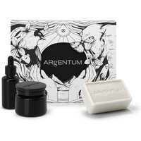 ARgENTUM coffret soins infinis All Encompassing Trio for Your Skin (Worth PS344.00)