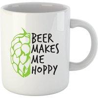 Beershield Beer Makes Me Hoppy Mug - Beer Gifts