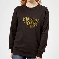 International Lebkiuchen Women's Sweatshirt - Black - XL - Black