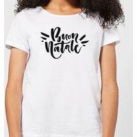 Buon Natale Women's T-Shirt - White - 5XL - White