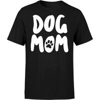 Dog Mom T-Shirt - Black - XS - Black