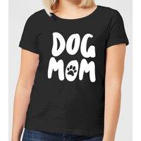 Dog Mom Women's T-Shirt - Black - 4XL - Black