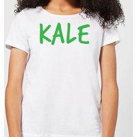 Kale Women's T-Shirt - White - XL - White