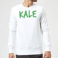 Kale Sweatshirt - White - M - White
