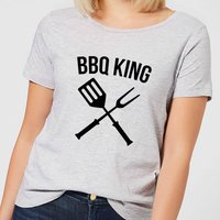 BBQ King Women's T-Shirt - Grey - 5XL - Grey