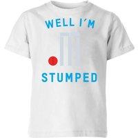 Well Im Stumped Kids' T-Shirt - White - 11-12 Years - White