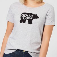 Baby Bear Women's T-Shirt - Grey - 4XL - Grey