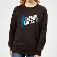 Captain Fantastic Women's Sweatshirt - Black - XXL - Black