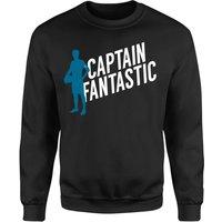 Captain Fantastic Sweatshirt - Black - S - Black