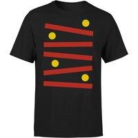 Levels Gaming T-Shirt - Black - XXL - Black