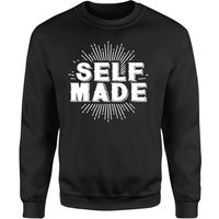 Self Made Sweatshirt - Black - S - Black