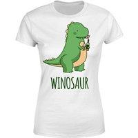 Winosaur Women's T-Shirt - White - S - White