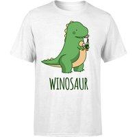 Winosaur T-Shirt - White - XXL - White