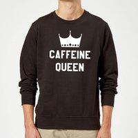 Caffeine Queen Sweatshirt - Black - XL - Black