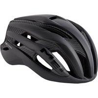Met Trenta 3K Carbon Road Helmet - L/58-62cm - Black