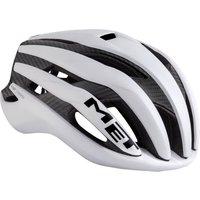 Met Trenta 3K Carbon Road Helmet - S/52-56cm - White