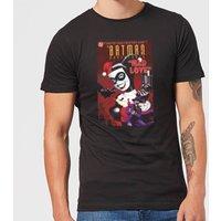 DC Comics Batman Harley Mad Love T-Shirt in Black - S - Batman Gifts