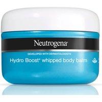 Bálsamo corporal Hydro Boost Whipped de Neutrogena (200 ml)
