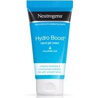 Crema de manos en gel Hydro Boost de Neutrogena (75 ml)
