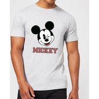 Disney Mickey Mouse Since 1928 T-Shirt - Grey - S - Grey
