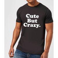 Cute But Crazy T-Shirt - Black - XXL - Black