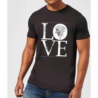 Anatomic Love T-Shirt - Black - XL - Black