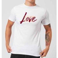 Love & Lust T-Shirt - White - XL - White