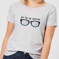 You Fog My Spectacles Women's T-Shirt - Grey - XL - Grey