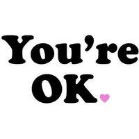 You're OK Women's T-Shirt - White - 5XL - White