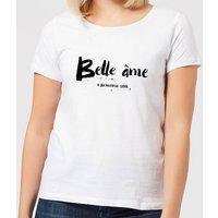 Belle Ame Women's T-Shirt - White - L - White