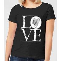 Anatomic Love Women's T-Shirt - Black - L - Black