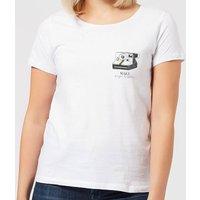 Make Magic Happen Women's T-Shirt - White - XXL - White