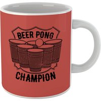 Beershield Beer Pong Champion Mug - Beer Gifts