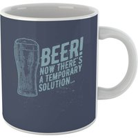 Beershield Beer Temporary Solution Mug - Beer Gifts