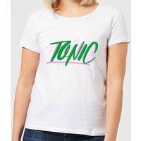 Tonic Women's T-Shirt - White - 5XL - White