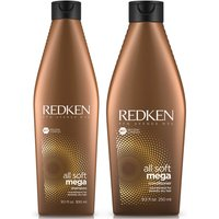 Redken All Soft Mega Shampoo and Conditioner Duo