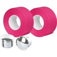 Velox Tressostar Cotton Bar Tape - Pink
