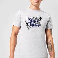 Marvel Avengers Infinity War Children Of Thanos T-Shirt - Grey - XS - Grey