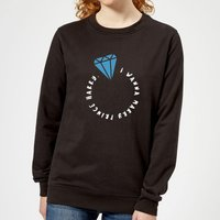 I Wanna Marry Prince Harry Women's Sweatshirt - Black - XXL - Black