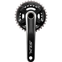 Shimano FC-M7000 SLX Chainset 11-Speed - 34/24T - 170mm - 48.8mm Chainline