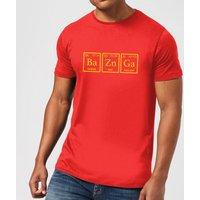 Ba Zn Ga T-Shirt - Red - L - Red