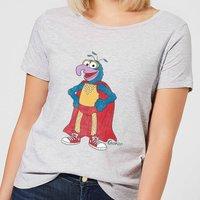 Disney Muppets Gonzo Classic Women's T-Shirt - Grey - XXL - Grey