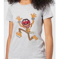 Disney Muppets Animal Classic Women's T-Shirt - Grey - L
