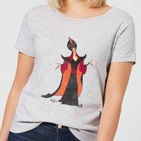 Disney Aladdin Jafar Classic Women's T-Shirt - Grey - XL - Grey