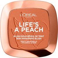 Polvos de colorete Blush Powder de L'Oréal Paris - Life's a Peach 9 g