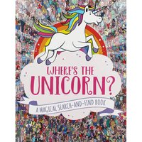 Where's The Unicorn Paperback Book - Books Gifts