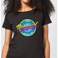 Ready Player One Team Parzival Women's T-Shirt - Black - S - Black