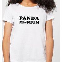 Pandamonium Women's T-Shirt - White - XL - White