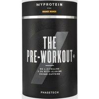 THE Pre Workout+ - 20servings - Orange Mango